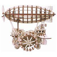 Robotime Mechanical Model Airship Plane