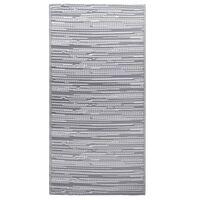 vidaXL Outdoor Carpet Grey 160x230 cm PP