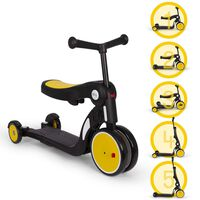 Billy 5 in 1 Scooter Quince Yellow