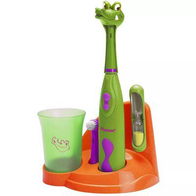 Bestron Children Toothbrush Set Crocodile  DSA3500A