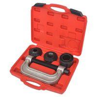 vidaXL 3 in 1 Ball Joint U Joint C Frame Press Service Kit