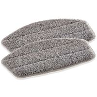Leifheit Replacement Pad Set for Steam Cleaner CleanTenso Grey 11911