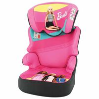 Mattel Car Seat Befix Barbie Group 2+3 Pink