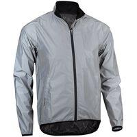 Avento Reflective Running Jacket Men S 74RC-ZIL-S