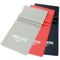 Iron Gym Exercise Band Set 3 pcs IRG042