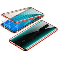 Mobile cover with double-sided tempered glass - Xiaomi Redmi K20 / K20