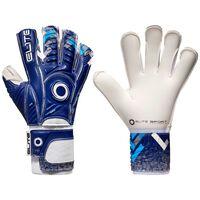 Elite Sport Goalkeeper Gloves Brambo Size 6 Blue