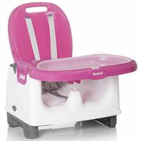 """Baninni Booster Seat """"Yami"""" Pink BNDT005-PK"""