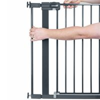 Safety 1st Safety Gate Extension 7 cm Black Metal 2428057000