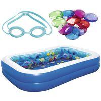 Bestway Undersea Adventure Inflatable Pool 54177