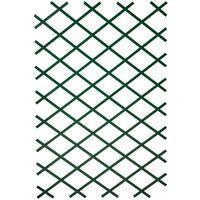Nature Garden Trellis 100x300 cm PVC Green