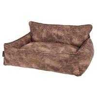 Scruffs & Tramps Dog Bed Kensington Size M 60x50 cm Brown