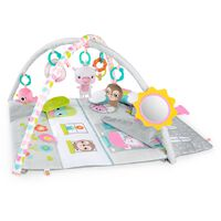 Bright Starts Activity Gym and Dollhouse Floor of Fun