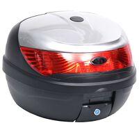 vidaXL Motorbike Top Case 35 L for Single Helmet