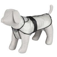 TRIXIE Dog Raincoat Tarbes L 60 cm PVC Transparent