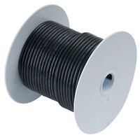 ANCOR BLACK 25' 8 AWG WIRE
