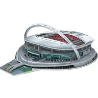 Nanostad 89 Piece 3D Puzzle Set England Wembley Stadium