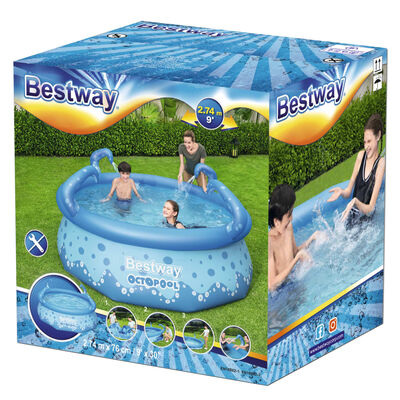 Bestway Easy Set Pool OctoPool 274x76 cm