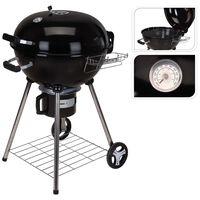 ProGarden Kettle Grill Barbecue 68 x 57 x 99 cm