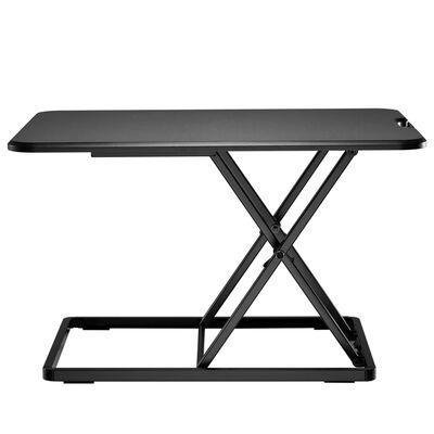 NewStar Ultra-flat Sit-stand Workstation 4.5-40.5 cm Black