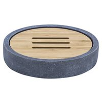 RIDDER Soap Dish Cement Grey