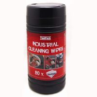 Toolpack Industrial Cleaning Wipes for Hands and Tools XL 325.031