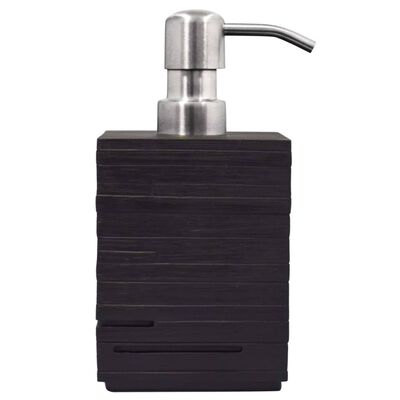 RIDDER Soap Dispenser Brick Black