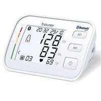 Beurer Blood Pressure Monitor BM 57 White