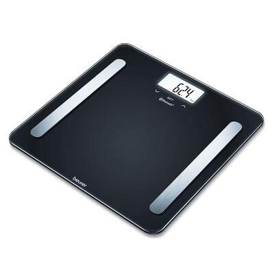 Beurer Diagnostic Bathroom Scale BF 600 Black