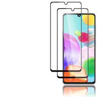 Screen Protector Samsung Galaxy A41 Black 2-pack
