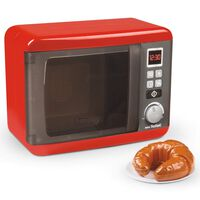 Smoby Electronic Microwave Tefal