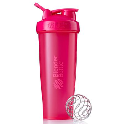 BlenderBottle Shaker Cup Classic 940 ml Pink