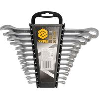 VOREL 12 Piece Combination Spanner Set 6-22mm