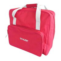 Singer Carrying Bag for Sewing Machine Red