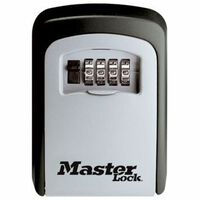 Master Lock 5401EURD Combination Wall Mounted Key Safe