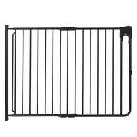 A3 Baby & Kids Safety Gate SafeDoor Black 75.5-116 cm