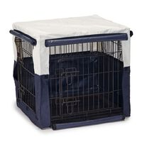 Beeztees Dog Crate Cover Benco 63x55x61 cm Blue 715955