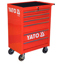 YATO Roller Cabinet with 6 Drawers