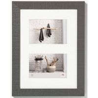 Walther Design Picture Frame Home 2x15x20 cm Grey