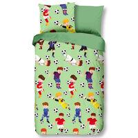 Good Morning Kids Duvet Cover GO 140x200/220 cm Green
