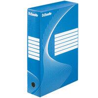 Esselte Archiving Box 25 pcs Blue 80 mm