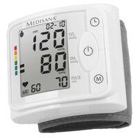 Medisana Wrist Blood Pressure Monitor BW 320 White