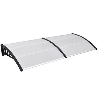vidaXL Door Canopy 240x100 cm PC