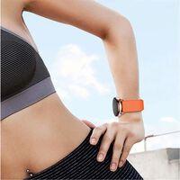Silicone Watch Band for Samsung Galaxy Watch 42mm - orange (L)
