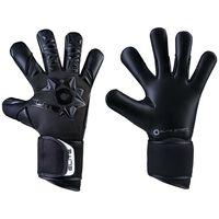 Elite Sport Goalkeeper Gloves Neo Size 8 Black
