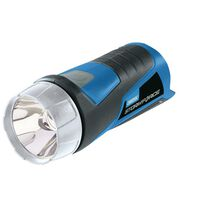 "Draper Tools Mini LED Torch ""Storm Force"" Bare 10.8V"