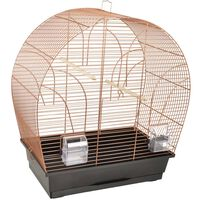 FLAMINGO Bird Cage Saga Copper 51x28x55 cm