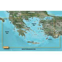 GARMIN BLUECHART G3 HXEU015R  AEGEAN SEA & SEA OF MARMARA