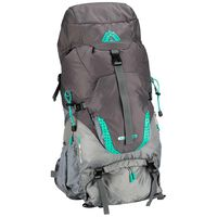 Abbey Outdoor Backpack Sphere 60 L Anthracite 21QI-AGG-Uni