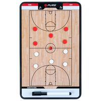 Pure2Improve Double-sided Coach Board Basketball 35x22 cm P2I100620